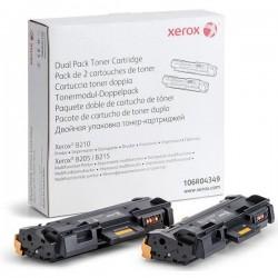 Toner dual XEROX capacitate mare  pentru B210, B205, B215